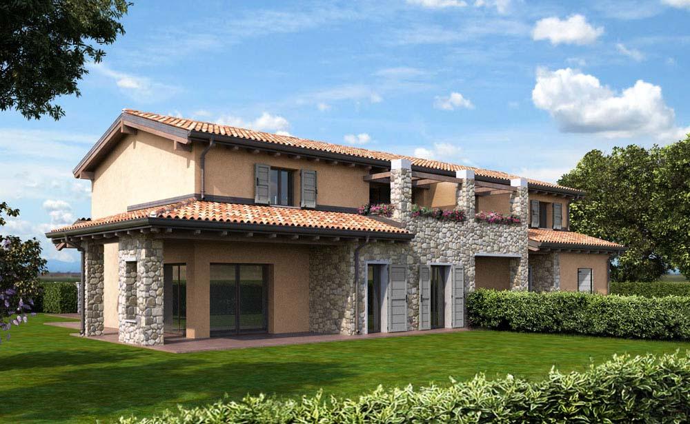 Villa abbinata Cavriago