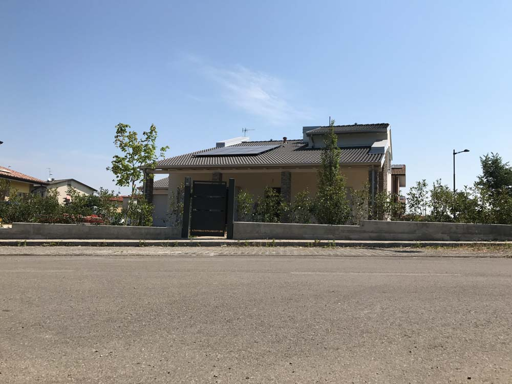 Villa singola Cavriago